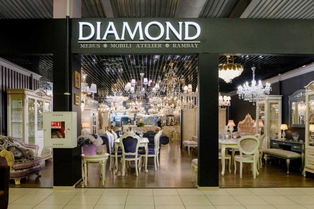 Магазин Diamond