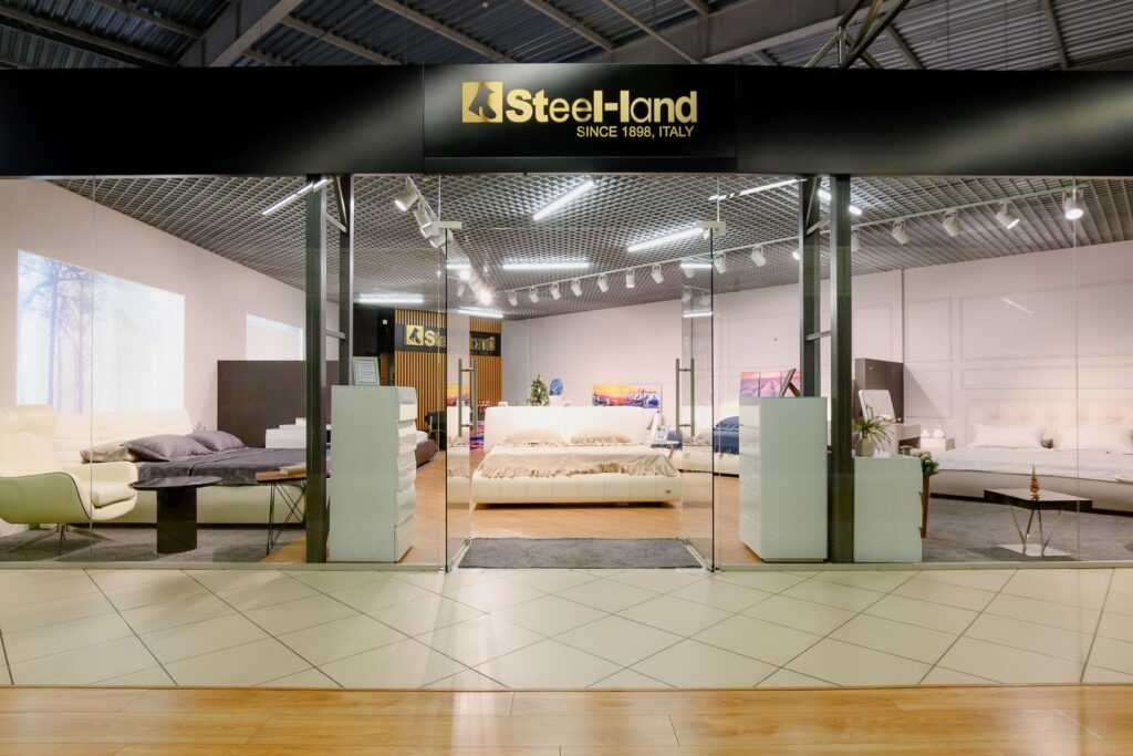 Магазин Steel-land