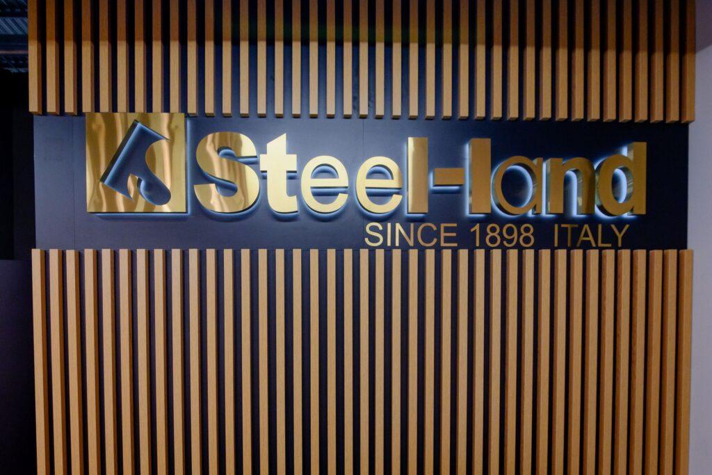 Steel-land