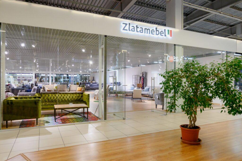 Магазин Zlatamebel