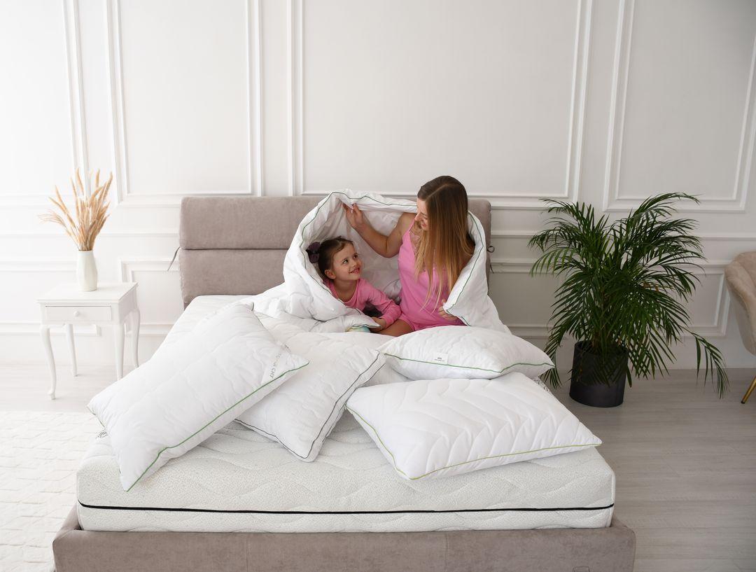Кровать от магазина Территория сна